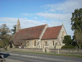 Harnham Suburb of Salisbury, England