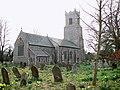 All Saints church in Alburgh - geograph.org.uk - 1770494.jpg