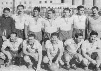 All Boys - The 1950 team that won its second Primera C championship.