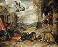 Allegory of War 1640s Jan Brueghel the Younger.jpg