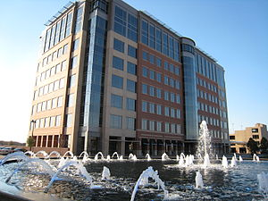 Alliance Data - Alliance Data headquarters in Plano, TX