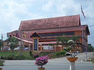 Alor Gajah District - Alor Gajah District and Land Office