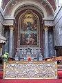 Altar in Esztergom Cathedral.JPG