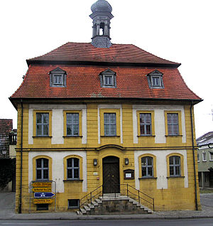 Baunach - Old Town Hall