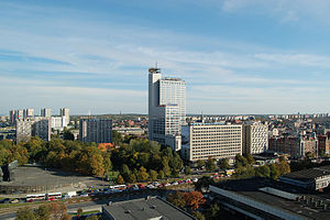 Silesian Voivodeship - Katowice is the capital of the Silesian Voivodeship