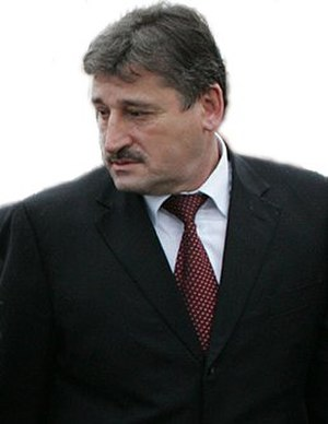 Head of the Chechen Republic - Image: Alu Alkhanov