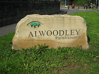 Alwoodley Suburb of Leeds and civil parish in West Yorkshire, England