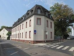 Am Burghof in Frankfurt am Main