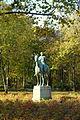 Amazone zu Pferde - Tiergarten, Berlin, Germany - DSC09452.JPG