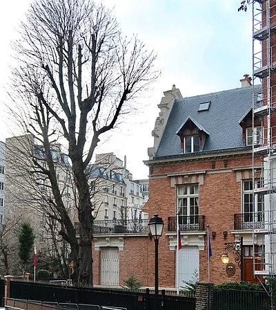 Ambassade des Philippines en France