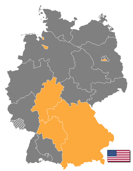American Sector Germany
