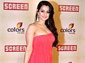 Amisha Patel at 18th Annual Colors Screen Awards 2012 (18).jpg