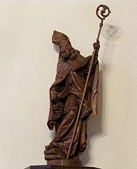 un évêque et un pape à Ammerschwihr