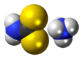 Ammonium dithiocarbamate 3D spacefill.png