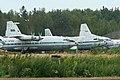 An-12s & IL-22 at Chkalovsky (8563735482).jpg