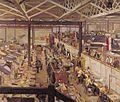 An Aircraft Assembly Shop, Hendon Art.IWMART1931.jpg