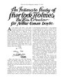 An Intimate Study Of Sherlock Holmes By His Creator, Sir Arthur Conan Doyle (Article from Detective Story magazine, January 15, 1918) (pulpgen) (IA detectivestory.18.01.15.anintimatestudyofsherlockholmespulpgen).pdf