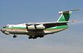 An transportation Ilyushin Il-76TD belong to IRGC Air Force (II).jpg