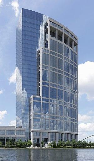 Allison Tower - Anadarko Petroleum Corp. World Headquarters.