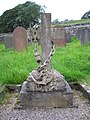 Anchor gravestone - geograph.org.uk - 535462.jpg