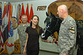 Angelina Jolie Visits 1st Cavalry, Multi-National Division - Baghdad DVIDS189703.jpg