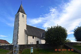Angous - The Church of Saint-André