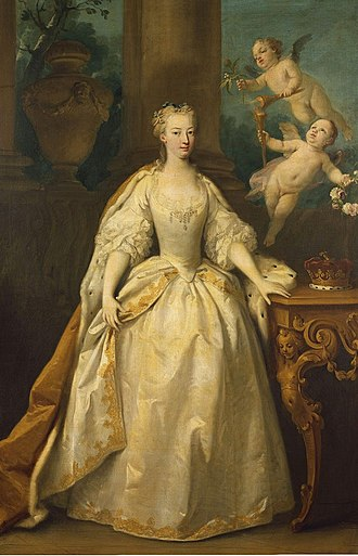 Anne, Princess Royal and Princess of Orange - Image: Anna von hannover prinses van oranje