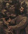 Annibale Carracci, San Francesco adorante il Crocifisso, Venezia.jpg