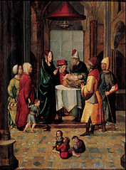 The Presentation of Christ and the Purification of the Virgin Mary in the Temple