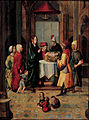 Anonymous follower of Juan de Borgoña - The Presentation of Christ and the Purification of the Virgin Mary in the Temple - Google Art Project.jpg