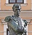 Antequera – Capitán Moreno, statue, bust.jpg