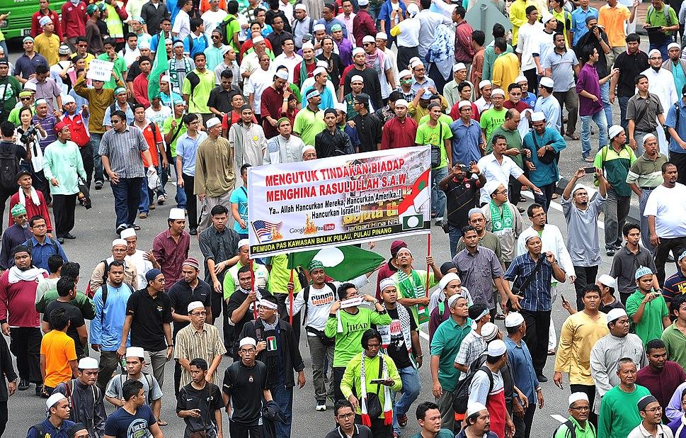 Anti-Islam Film protests (8009245996)