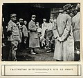 Anti-typhoid vaccination in World war I. Photograph. Wellcome V0028231.jpg