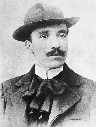 Antun Gustav Matoš - Image: Antun Gustav Matoš