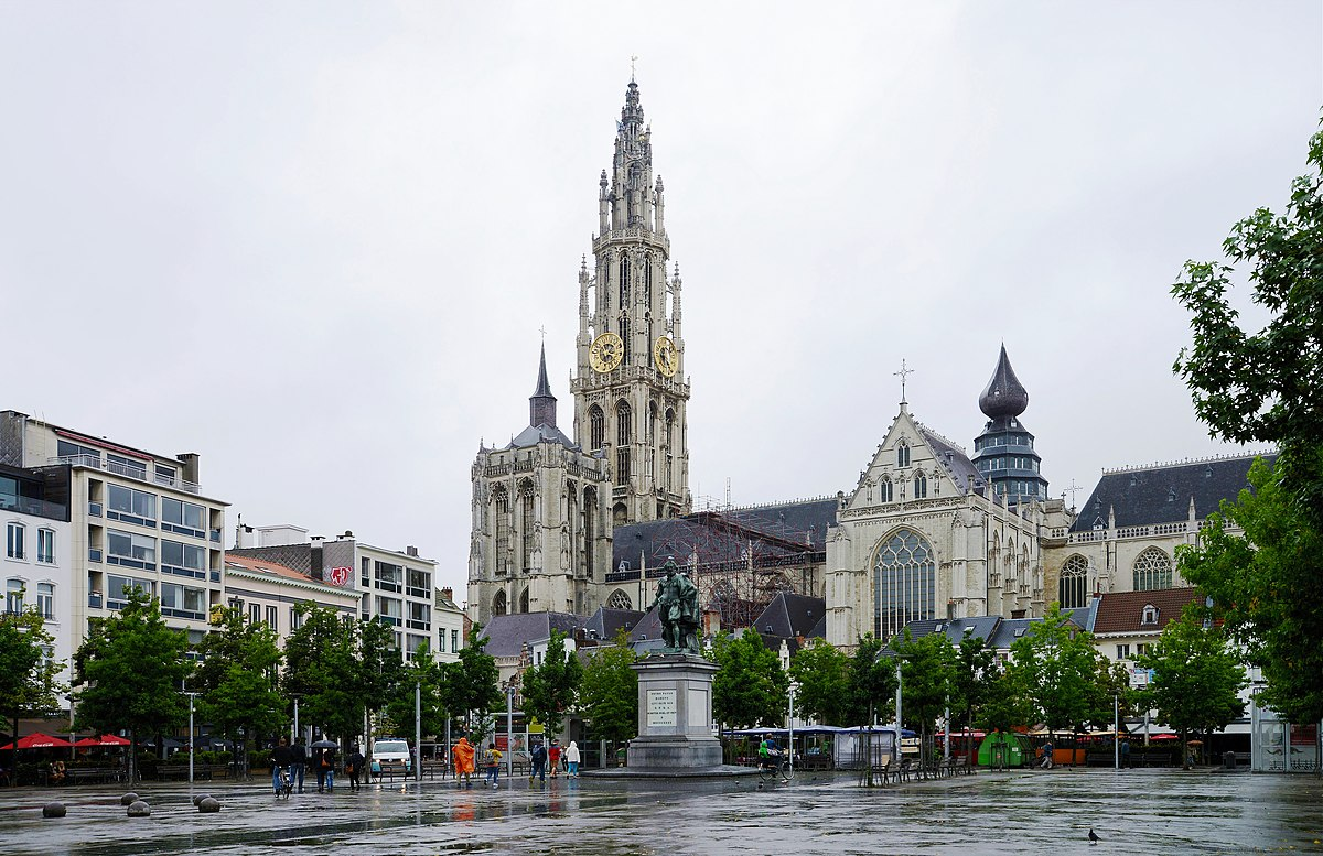 Cathedral of Our Lady (Antwerp) - Wikipedia