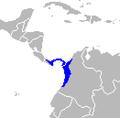 Aotus zonalis range map cropped.PNG