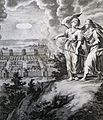 Apocalypse 37. A new heaven and new earth. Revelation 21. Scheits. Phillip Medhurst Collection.jpg