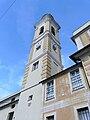 Apparizione (Genova)-chiesa santa maria assunta-campanile.jpg