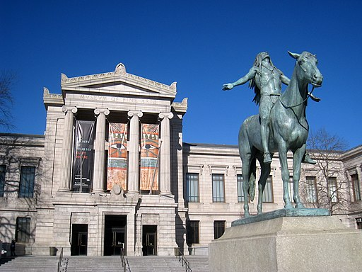 Museum of Fine Arts, Boston - Virtual Tour