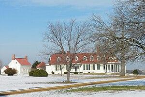 City Point, Virginia - The Appomattox Manor