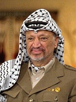 Arafat by Yaakov Saar.jpg