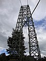 Arapuni steel lattice tower.JPG