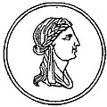 Aratus of Soli - frontispiece medallion 1848.jpg