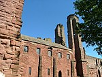 Arbroath Abbey - Conventual Building