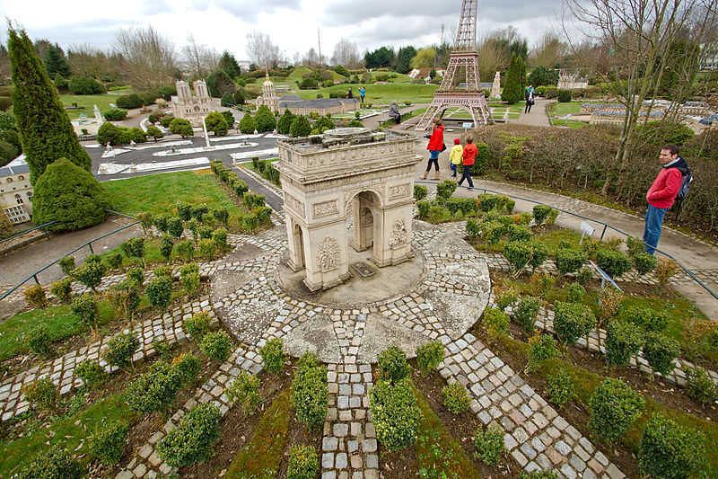 France Miniature. From Love Theme Parks? Unusual 1 day excursions from Paris