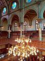 Arches and Central Chandelier Eldridge Street Synagogue.jpg