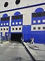 Archivo General de Notarías entrada del estacionamiento.jpg