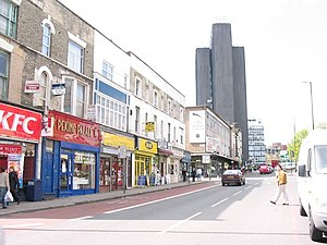Archway, London - Image: Archway geograph.org.uk 4424