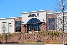An Arhaus In Avalon, Alpharetta, Georgia