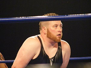 Arik Cannon - Cannon at a Chikara show in April 2010.